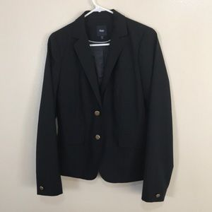 Gap Basic Blue 3 Pocket Blazer